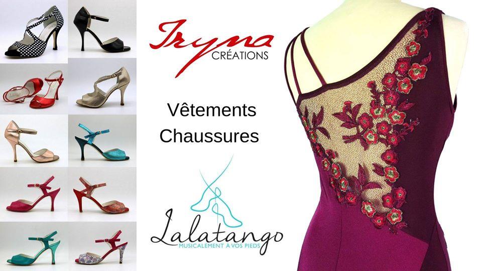 Boutique éphémère, spécial Tango du 21 au 23 novembre !