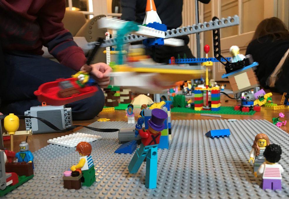 des ateliers lego ludiques et créatifs au 8 Petion dans le 11ème à Paris