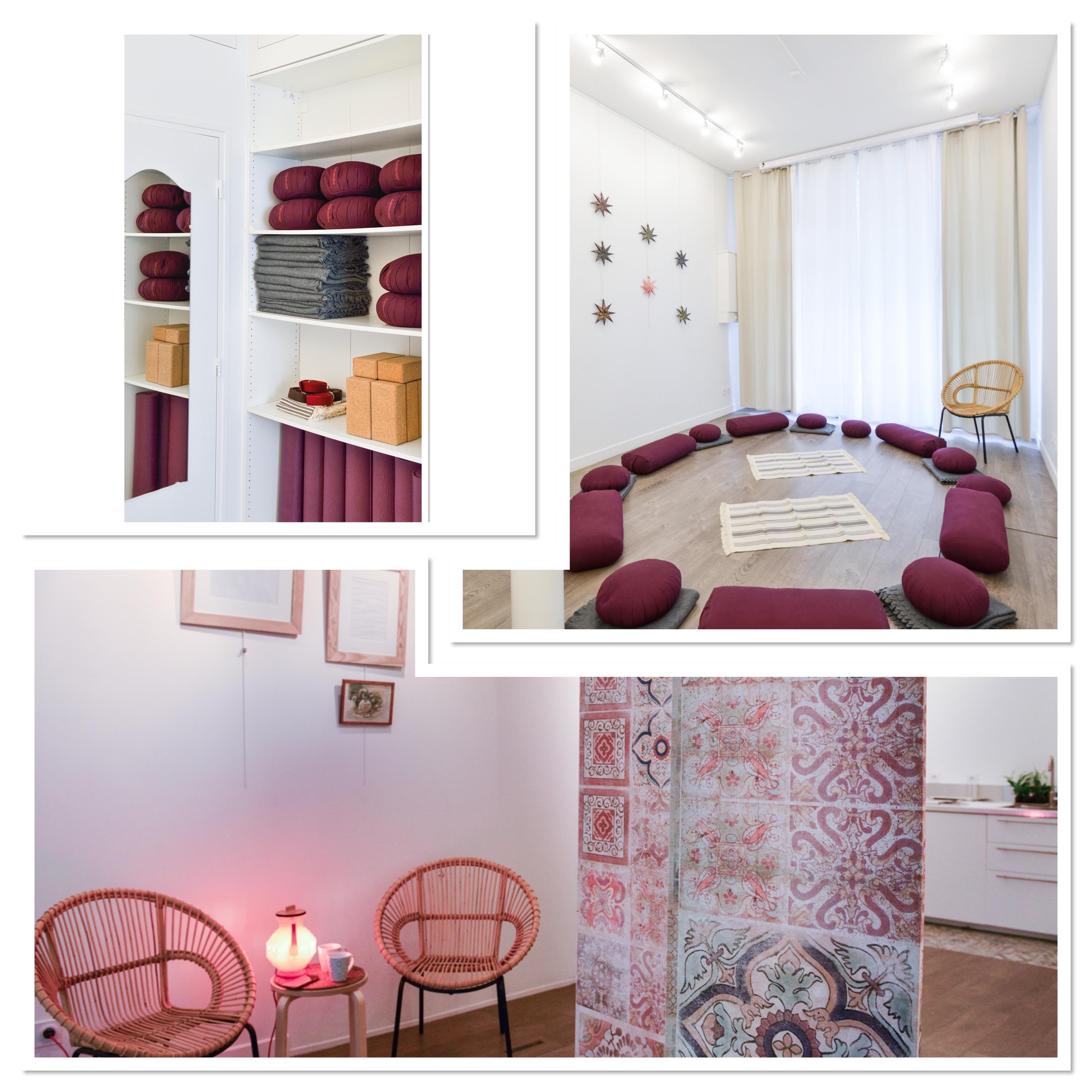 therapeutes praticiens du bien-être le8petion une salle pour vos consultations et ateliers